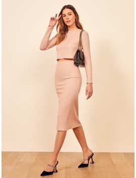 val-two-piece by reformation