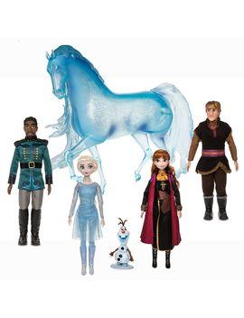 frozen-2-deluxe-doll-set-|-shopdisney by disney