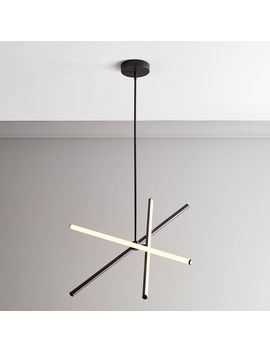 light-rods-led-semi-flushmount by west-elm
