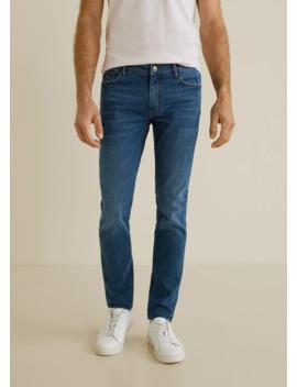 jeans-jude-skinny-lavado-sobretintado by mango