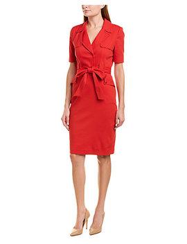 badgley-mischka-sheath-dress by badgley-mischka
