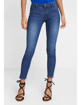 mid-rise---jeans-skinny-fit by cotton-on