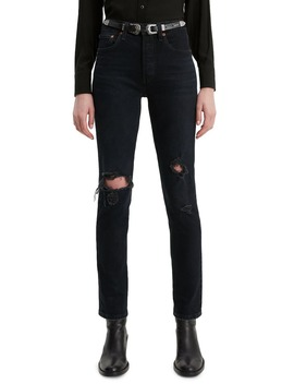 501®-ripped-high-waist-ankle-skinny-jeans by levis®