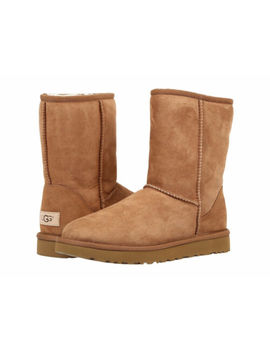 women-ugg-classic-short-ii-boot-1016223-chestnut-twinface-100%-authentic-new by ugg-australia