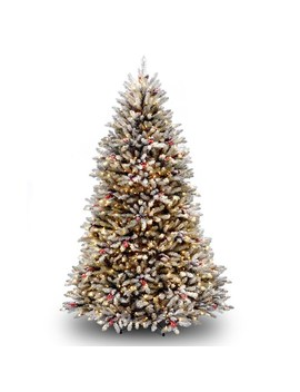 national-tree-co-75-ft-dunhill-fir-artificial-christmas-tree-with-clear-lights by national-christmas-tree-company