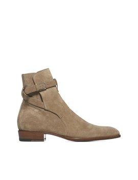 Saint Laurent Wyatt Jodhpur Boots by Saint Laurent Saint Laurent