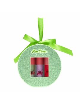 Lime Crime Winter Shine 3 Piece Mini Wet Cherry Set by Lime Crime