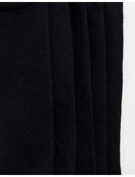 new-look---lot-de-5-paires-de-chaussettes---noir by new-look