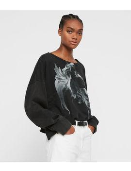 Tulipa Piro Sweatshirt by Allsaints