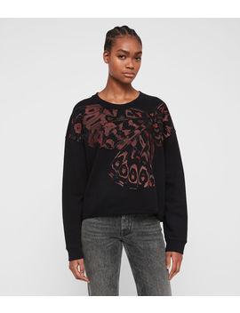 Flutter Lo Sweatshirt by Allsaints
