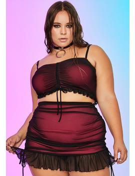 her-vulgar-vice-mesh-set by current-mood