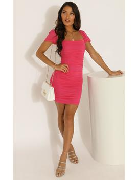 im-all-yours-dress-in-hot-pink by showpo-fashion