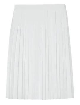 pleated-silk-skirt by burberry