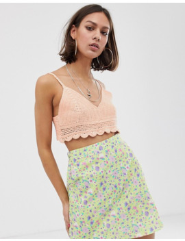 bershka-crochet-bralette-in-orange by bershka
