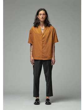 Tencel Resort Shirt by Deveaux