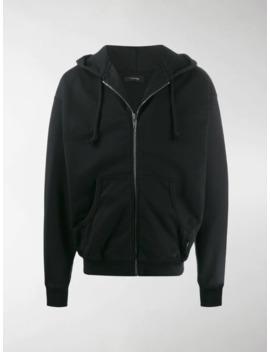 gr-uniforma---man---melton-track-zip+hoodie by gr-uniforma