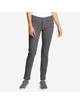 Horizon Guide 5 Pocket Slim Straight Pants by Eddie Bauer