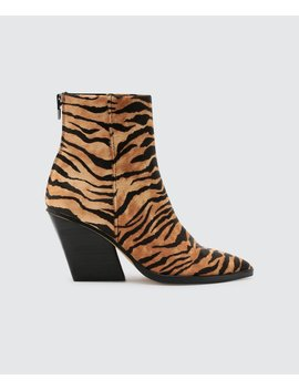 issa-booties-in-tigerissa-booties-in-tiger by dolce-vita