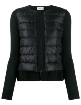 zip-front-padded-jacket by moncler