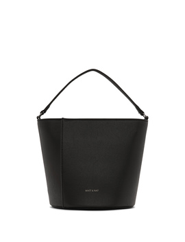orr-crossbody-bucket-bag---black by matt-&-nat
