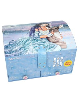 Fantasy Model Big Jewellery Box With Code Sound by Smyths