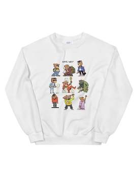 dropout-bear-era-sweatshirt by etsy