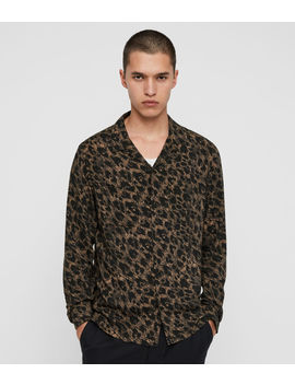 Monteray Long Sleeve Shirt by Allsaints
