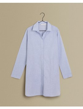 plain-nightdress-with-buttons--woman---clothing---loungewear---bedroom by zara-home