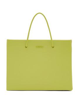 green-hanna-bag by medea