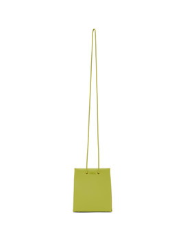green-prima-long-strap-short-bag by medea