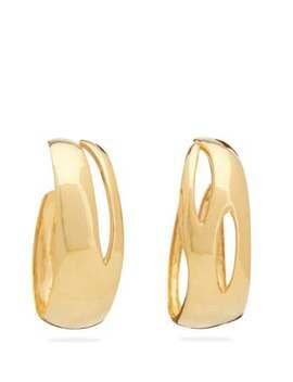 tidal-hoop-earrings by misho