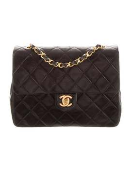 vintage-classic-small-square-flap-bag by chanel