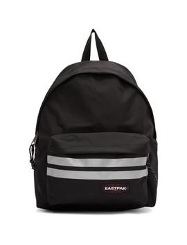 black-reflective-pakr-backpack by eastpak