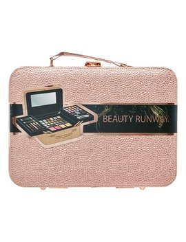 ($50-value)-beauty-runway-61pc-cosmetic-set,-rose-gold by beauty-runway
