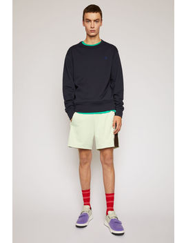 Classic Fit Sweatshirt Navy by Acne Studios