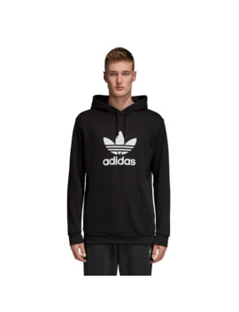 Adidas Originals Trefoil P/O Hoodie by Adidas Originals
