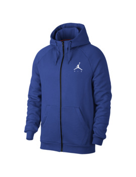 Jordan Jumpman Air Fleece Full Zip Hoodie by Jordan