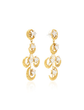 solstice-antique-gold-crystal-earrings by jennifer-behr