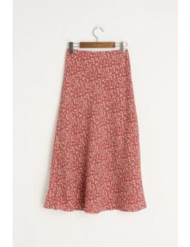 eunha-flower-skirt,-beige by olive