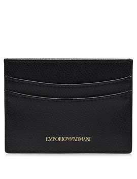 Card Holder by Emporio Armani