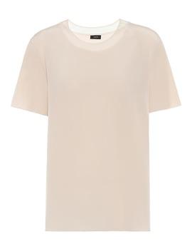 silk-blouse by joseph