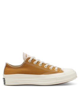 Renew Ox Sneakers In Yellow by Converse