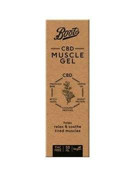 boots-cbd-muscle-gel by boots-pharmaceuticals