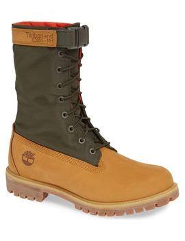 premium-gaiter-plain-toe-boot by timberland