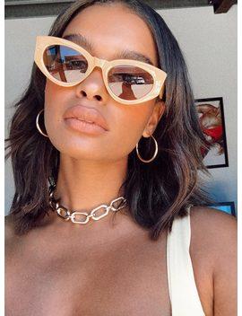 minkpink-avenue-sunglasses-custard by minkpink