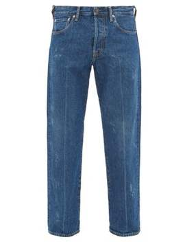 1996-high-rise-straight-leg-jeans by acne-studios