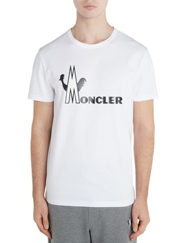 logo-graphic-t-shirt by moncler