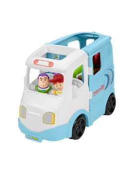 little-people-disney-pixar-toy-story-rv-with-buzz-&-jessie-figures by little-people