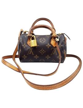 nano-speedy-_-mini-hl-cloth-handbag by louis-vuitton