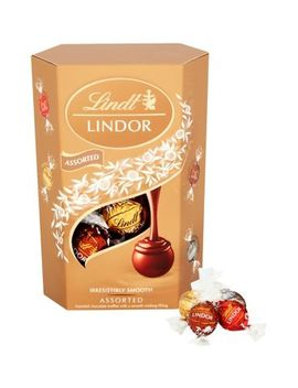 lindt-lindor-cornet-assorted-chocolates---200g by lindt